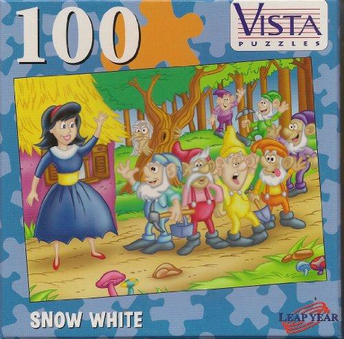 Snow White 100 Piece Puzzle. by Vista Puzzles