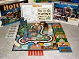 Hotels Milton Bradley Game Dimensional Game of High Rises and High Stakes