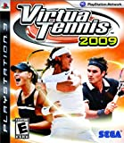 Virtua Tennis 2009 - Playstation 3