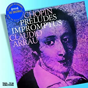 Chopin: 24 Pr�ludes, Op.28 - No.7 in A Major