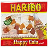 Haribo Happy Cola Candy 16 g (Pack of 100)