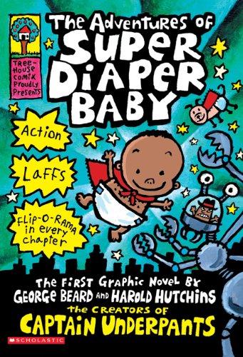 The Adventures of Super Diaper Baby