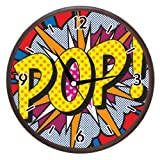 Wall Clocks - Printland Pop Wall Clock