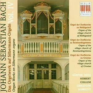 Das Orgelwerk auf Silbermann-Orgeln Vol. 4 (Die Orgeln zu Helbigsdorf, Reinhardsgrimma und Crostau)