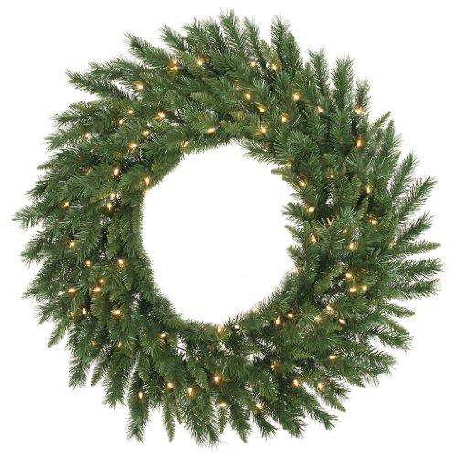 Vickerman 72 in. Imperial Pine Pre-lit Christmas Wreath
