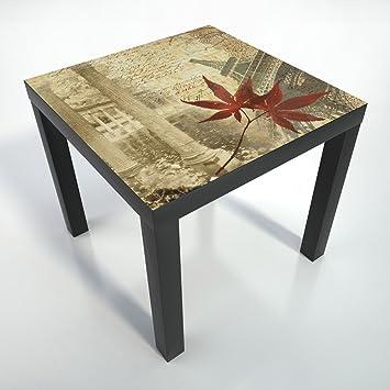Table basse pellicule de protection 55x55x45 for Table basse 50 cm hauteur
