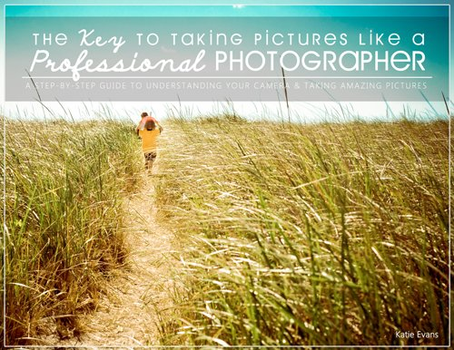 The Key to Taking Pictures Like A Professional Photographer
