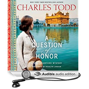 A Question of Honor: Bess Crawford, Book 5 (Unabridged)