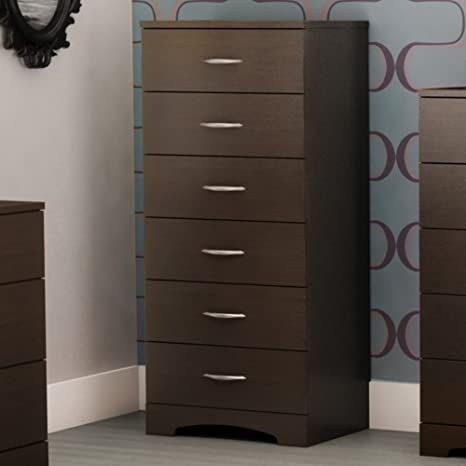 South Shore Step One Six Drawer Chest Dresser