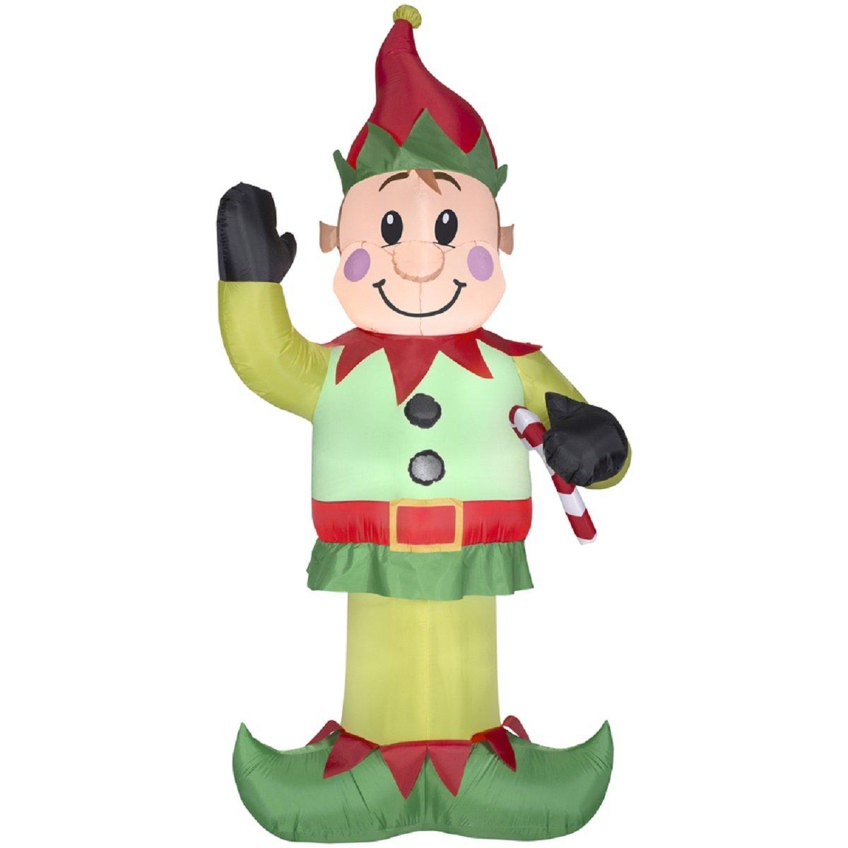 Inflatable Christmas Elf