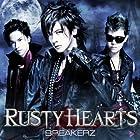 RUSTYHEARTS(初回限定盤B)(DVD付)
