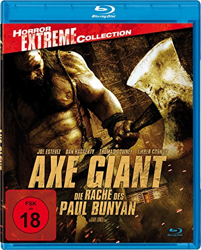 Axe Giant - Die Rache des Paul Bunyan [Blu-ray]