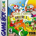 Game & Watch Gallery 3 - Game Boy Color