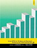 img - for Using SPSS for Windows and Macintosh (7th Edition) by Green, Samuel B., Salkind, Neil J. (2013) Paperback book / textbook / text book