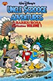 Uncle Scrooge Adventures, Barks/Rosa Collection Vol. 1: Land of the Pygmy Indians / War of the Wendigo (1888472871) by Barks, Carl