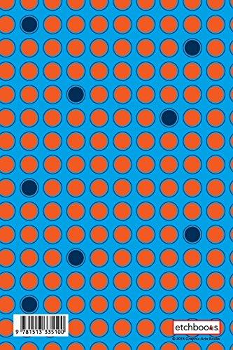 Etchbooks Isabella, Dots, Wide Rule