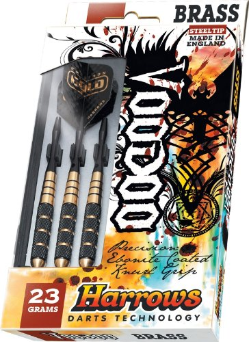 Harrows Voodoo, Freccette in ottone, 23G