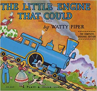 The Little Engine That Could (Original Classic Edition) written by Watty Piper