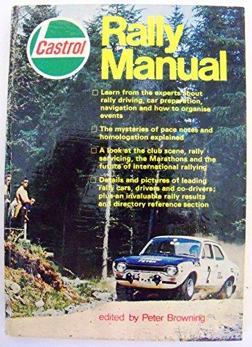 Castrol Rally Manual: No. 1