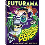 Futurama: Into the Wild Green Yonderby Billy West