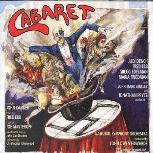 Cabaret (1999 Studio Cast) (First Complete Recording)