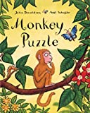 Monkey Puzzle Board Book Julia Donaldson