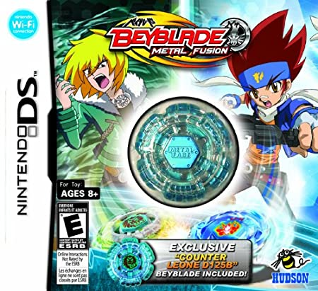 BEYBLADE: METAL FUSION - Collector's Edition