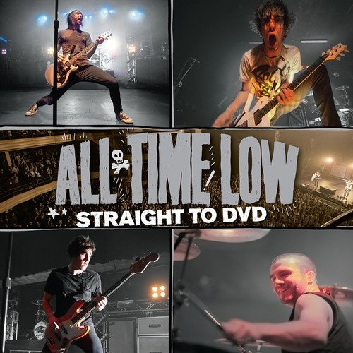 Straight To DVD [CD/DVD Combo] by All Time Low (2010-05-25)