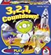 Schmidt - 40475 - Jeu de Plateau - Easyplay For Kids - 3 - 2 - 1 Countdown