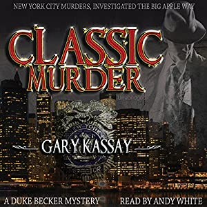 Classic Murder Audiobook