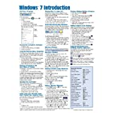 Windows 7 Quick Reference Guide (Cheat Sheet of Instructions, Tips & Shortcuts - Laminated Card) ~ Beezix Inc