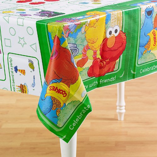 American Greetings - Sesame Street Sunny Days Tablecover
