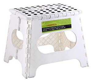 Greenco Super Strong Foldable Step Stool  sc 1 st  Baby Gear Land & Toddler Step Stools: Choosing The Best Step Stool for Kids islam-shia.org