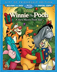 Winnie the Pooh: A Very Merry Pooh Year [Blu-ray] [Import]
