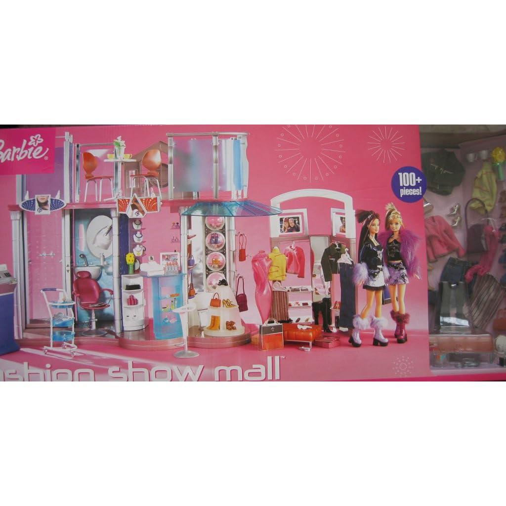 Barbie fashion show shopping mall games 77
