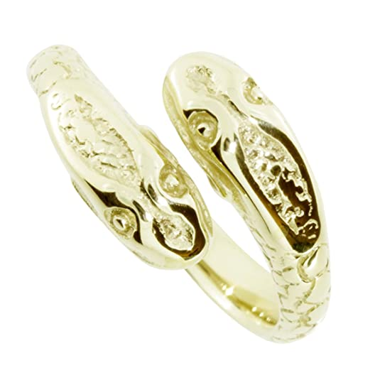 In Collections 4505172156100 Ring Women's Earrings Yellow Gold 333/1000 8 carats 5.0 g