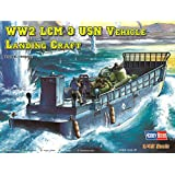 Hobby Boss US Navy LCM 3 Vehicle Landing Craft Model Building Kit
