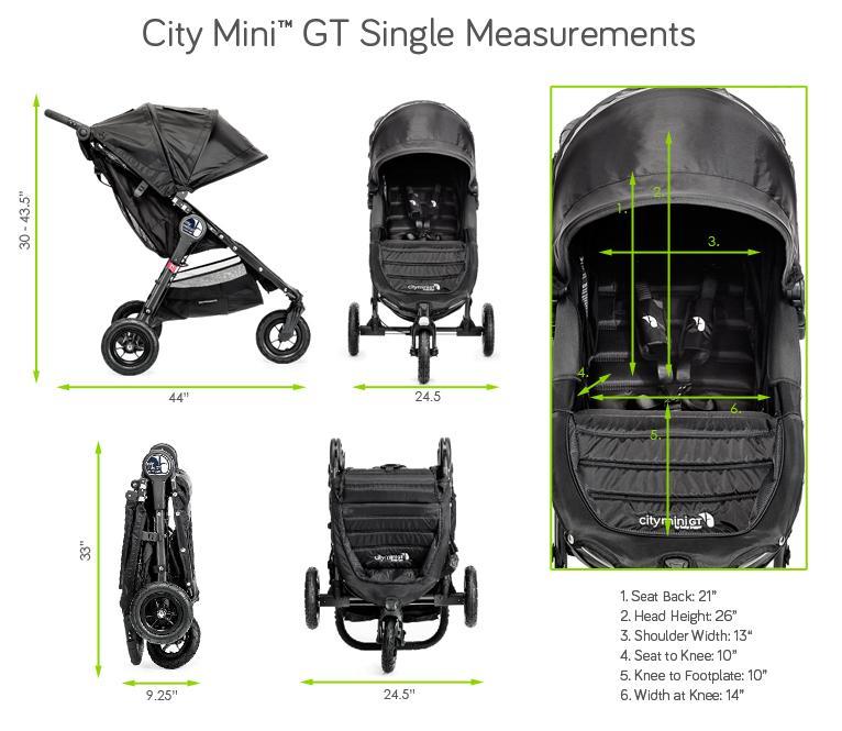 Amazon Com Baby Jogger 2014 City Mini Gt Single Stroller