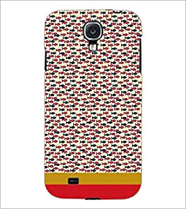 PrintDhaba Fish Pattern D-1869 Back Case Cover for SAMSUNG GALAXY MEGA 6.3 (Multi-Coloured)