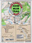 John Muir Trail Map Pack-: Shaded-Rel...