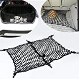 9 Moon Floor/Envelope Style 6 Hook Car Trunk Rear Cargo Net for Mazda CX-5 CX-7 CX-9 M2 M3 M5 M6 RX-8