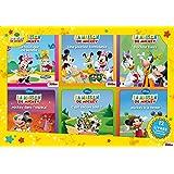 La maison de Mickey : Coffret 12 livres