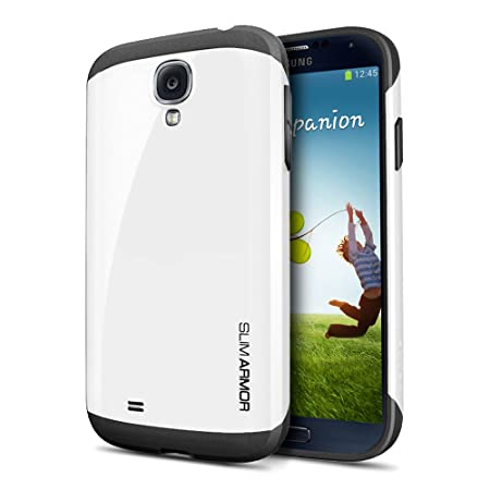 Cheap Galaxy s4 white case