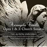 Church Sonatas Op.1+3