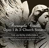 Corelli: Opus 1 & 3: Church Sonatas - Hybrid SACD Plays on all CD players