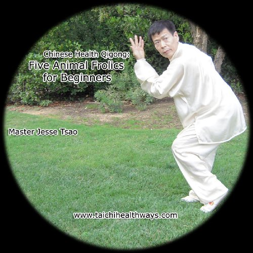 Chinese Health Qigong: 5 Animal Frolics For Beginners front-443169