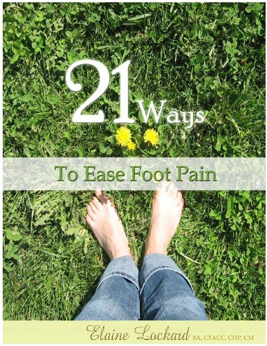 21 Ways to Ease Foot Pain
