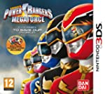 Power Rangers: Mega Force (Nintendo 3DS)
