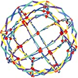 61pZVHOvHLL. SL160  Hoberman Mini Sphere   Rainbow