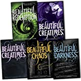 Beautiful Creatures 5 Books Collection Set RRP £41.95 (Beautiful Creatures: The Manga, Beautiful Redemption, Beautiful Chaos, Beautiful Darkness, Beautiful Creatures)